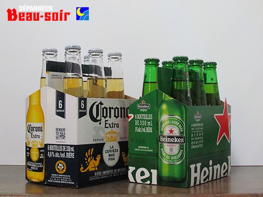 Boissons Alcoolisés - Bières Importées