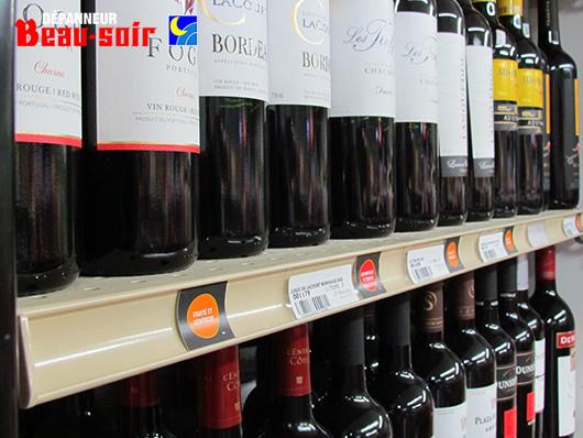 Boissons Alcoolisés - Vins